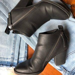Women's Jameson Double Zipper Bootie